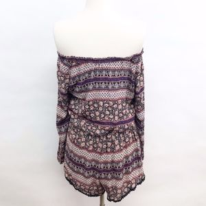 Band of Gypsies Other - band of gypsies | off the shoulder boho romper